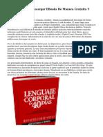 10 Webs Donde Descargar EBooks De Manera Gratuita Y Legal