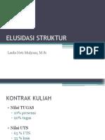 ELUSIDASI STRUKTUR (1)