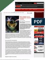 Mover Objetos Con El Pensamiento Ilusión y Realidad - Revista ¿Cómo Ves - Direc