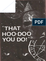 That HooDoo You Do! (the J. Col - Robert P. Robertson