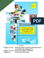 Catalogo Argentino GJ