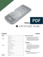 M1 User Manual