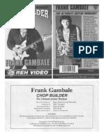 Frank Gambale - Chopbuilder