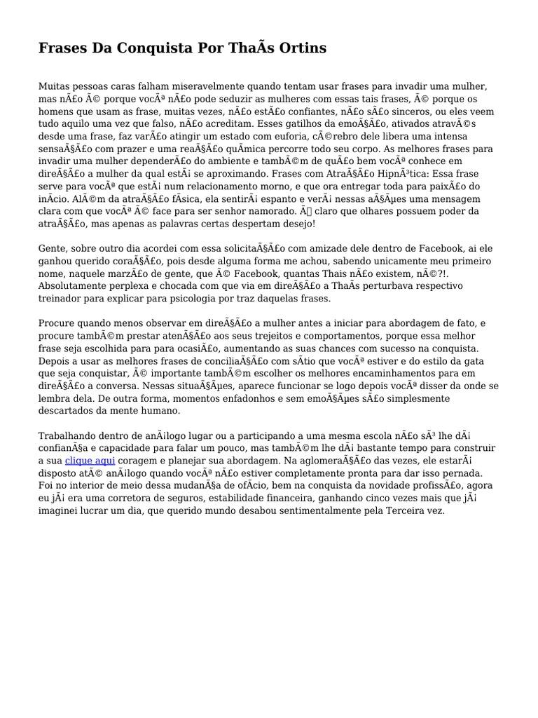 frases da conquista pdf download