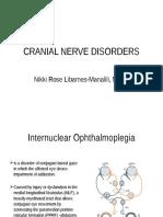 Cranial Nerve Disorders