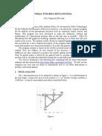 RISA-2D Educational Tutorial