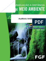 Apostila Auditoria Ambiental