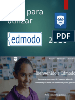 GUIA EDMODO 2016