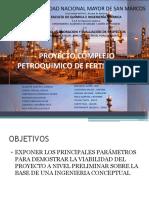 Completo.proyecto Complejo Petroquimico de Fertilizantes-2015