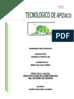 Practica 1-Auto - Dinamica Vehicular