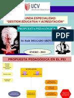 PPT PROPUESTA PEDAGOGICA