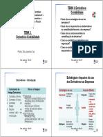 Derivativos-Contabilidade
