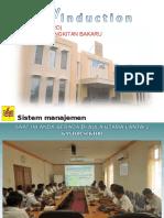 Safety Induction Sektor Bakaru