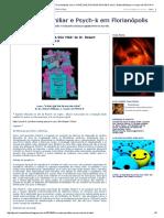 Constelação Familiar e Psych-k Em Florianópolis_ Livro_ _A PAZ QUE FALTA NA SUA VIDA_ Do Dr