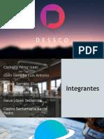Presentación Equipo 3 DESSCO 6IM8