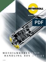 Polybandas Ltda Mototambores Para Transporte Liviano Ficha Tecnica de Mototambores Para Transporte Liviano 488953