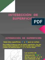 INTESECCIÓN  DE  SUPERFICIES.pptx