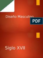 Diseño Masculino