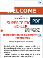 212262115 Super Critical Boiler Ppt