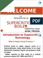 212262115 Super Critical Boiler Ppt
