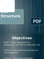 1. Cell Structure