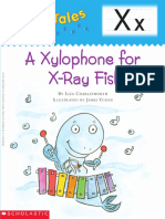 Xylophone for X-ray Fish
