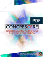 Concrescere-The Tower and Bridge Building Competition