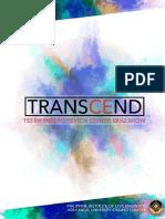 Transcend-The 1st Inhinyero Review Center Quiz Show