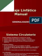 Drenaje Linfatico Manual.