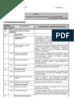 Anexo II_ Tabla Códigos CAD-CRS