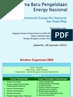 Ppt Paradigma Pengelolaan Energi
