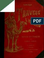 Voyage Travers Lal 00 Robe
