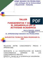 Aprendizaje Basado en Problemas ABP Fundamentos y Guía de Trabajo