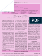 Chikungunya in Children.22