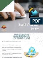 Badai Traffic Twitter