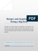 Merger and Acquisition