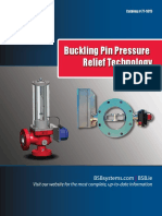 Buckling Pin Pressure Relief Technology