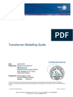 4040.002-Rev02 Transformer Modelling Guide