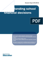 Financial Data for Schools