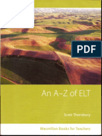 48097672 an a Z of ELT Thornbury