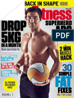 Mens Fitness UK - March 2016