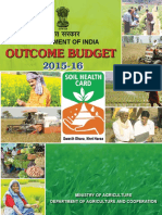 Agriculture Schemes 2015-16