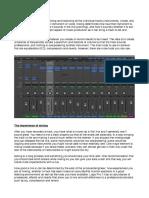 Mixing Analysis