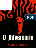 O Adversario - Mark I. Bubeck