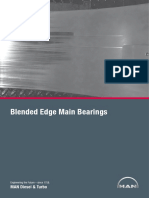 Blended Edge Main Bearings