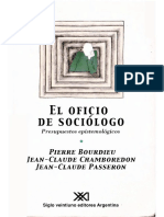 El Oficio de Sociologo Bourdieu Passeron Pág 27 a