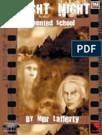 HOG804 - Haunted School