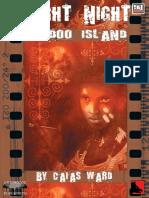 HOG805 - Voodoo Island