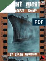 HOG806 - Ghost Ship