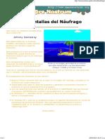 Salvapantallas Del Naufrago_INSTRUCCIONES (Seguirlas y SÍ Funciona)
